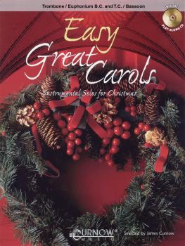 Easy Great Carols (Trombone/Bassoon) (HL-44004871)