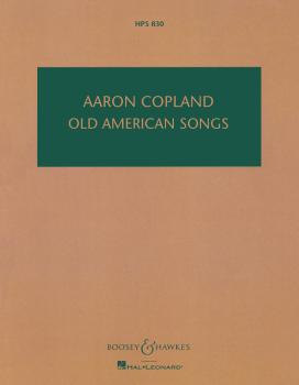 Old American Songs: First and Second Sets (HL-48002162)