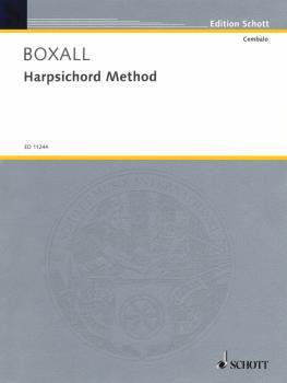 Harpsichord Method (for Harpsichord or Spinet) (HL-49002721)