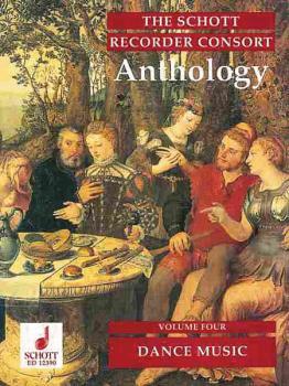The Recorder Anthology - Volume 4 (Dance Music) (HL-49003158)