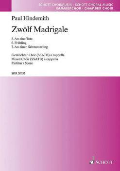 12 Madrigals, Volume 2 (HL-49012124)