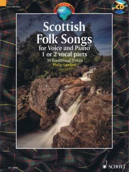 Scottish Folk Songs: 30 Traditional Pieces for Voice and Piano (HL-49045148)