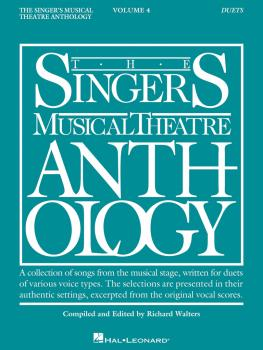 The Singer's Musical Theatre Anthology: Duets - Volume 4 (Book Only) (HL-00234343)