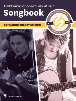 Old Town School of Folk Music Songbook - 2nd Edition: 60th Anniversary (HL-00251191)