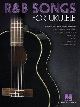 R&B Songs for Ukulele (HL-00235951)