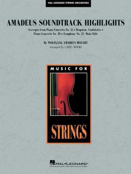 Amadeus Soundtrack Highlights (HL-04492254)