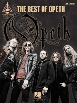 The Best of Opeth (2nd Edition) (HL-00243349)
