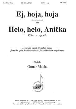 Ej, Hoja, Hoja & Helo, Helo, Anicka (HL-08774061)