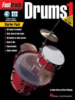 FastTrack Drum Method Starter Pack (HL-00264733)