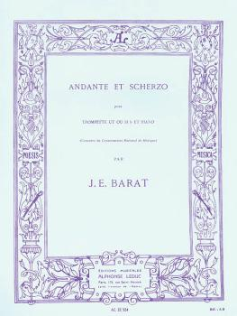 Andante and Scherzo (Trumpet and Piano) (HL-48181605)