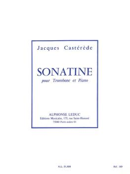 Sonatine (for Trombone and Piano) (HL-48181909)