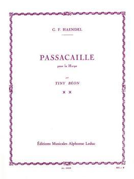 Passacaglia (for Solo Harp) (HL-48181029)