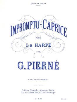 Impromptu-Caprice Pour la Harpe Op. 9 (HL-48180013)