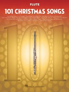 101 Christmas Songs (for Flute) (HL-00278637)