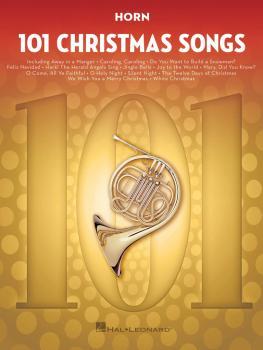 101 Christmas Songs (for Horn) (HL-00278642)