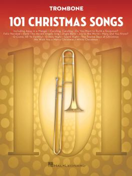 101 Christmas Songs (for Trombone) (HL-00278643)