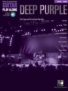 Deep Purple: Guitar Play-Along Volume 190 (HL-00146152)