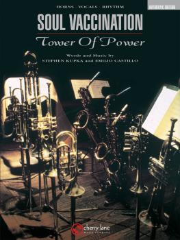 Tower of Power - Soul Vaccination (Score and Parts) (HL-02500861)