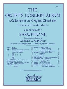 Oboist's Concert Album (Oboe) (HL-03770179)