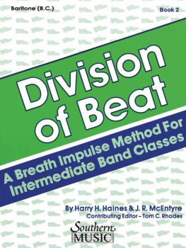 Division of Beat (D.O.B.), Book 2 (Baritone B.C.) (HL-03770479)