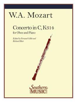 Concerto in C, K314 (Oboe) (HL-03775610)