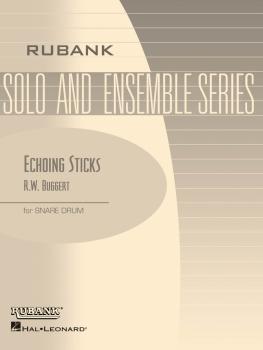 Echoing Sticks: Snare Drum Solo - Grade 4 (HL-04479340)