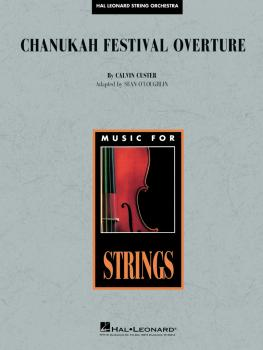 Chanukah Festival Overture (HL-04491591)