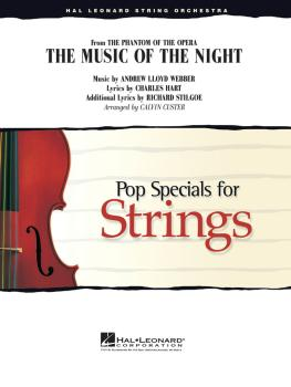 The Music of the Night (from The Phantom of the Opera): Violin Solo wi (HL-04626086)