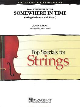 Somewhere in Time: String Orchestra with Piano (HL-04626336)