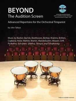 Beyond the Audition Screen: Advanced Repertoire for the Orchestral Tim (HL-06620169)