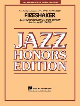 Fireshaker - Jazz Ensemble (HL-07505615)