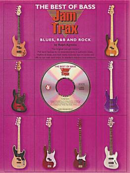 The Best of Bass Jam Trax - Blues, R&B and Rock (HL-14004290)