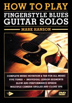 How to Play Fingerstyle Blues Guitar Solos (HL-14015470)