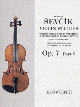 Sevcik Violin Studies - Opus 7, Part 2: Studies Preparatory to the Sha (HL-14029787)