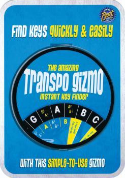 The Amazing Transposition Gizmo Instant Key Finder (HL-14034016)