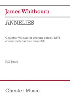 Annelies: Chamber Version Full Score (HL-14035936)