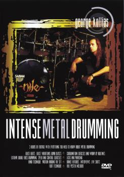 George Kollias - Intense Metal Drumming (HL-14037653)