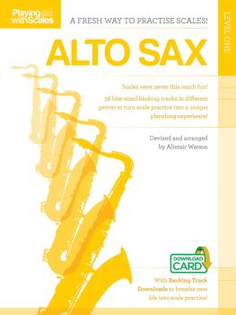 Playing with Scales: Alto Sax (HL-14043140)