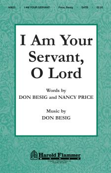 I Am Your Servant, O Lord (HL-35010041)