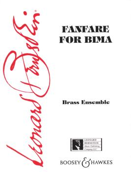 Fanfare for Bima (for Brass Ensemble Score and Parts) (HL-48010907)