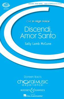 Discendi, Amor Santo (CME In High Voice) (HL-48023879)