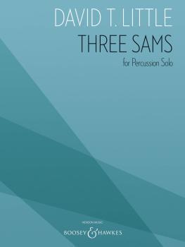 Three Sams (for Percussion Solo) (HL-48024373)