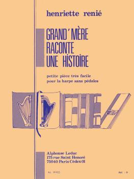 Grand'mere Raconte Une Historie (for Harp) (HL-48180979)