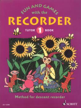 Fun and Games with the Recorder (Descant Tutor Book 1) (HL-49003267)