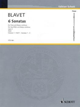 Six Sonatas, Op. 2 (Volume 1) (HL-49010559)