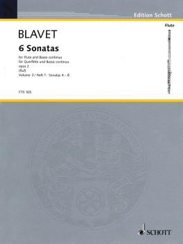 Six Sonatas, Op. 2 (Volume 2) (HL-49010560)