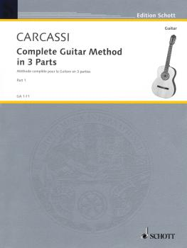 Complete Guitar Method - Volume 1 (English Text) (HL-49010663)