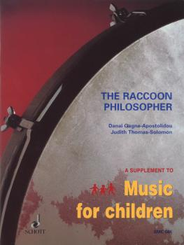 The Raccoon Philosopher (for Voice and Orff Instruments - Performance  (HL-49012188)