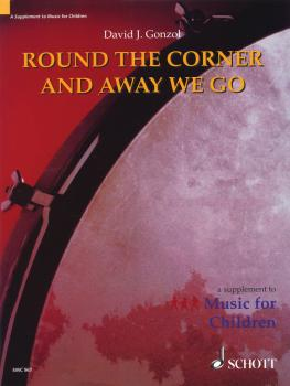 Round the Corner and Away We Go (Teacher's Book) (HL-49013568)