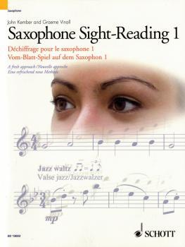 Saxophone Sight-Reading 1 (HL-49016854)